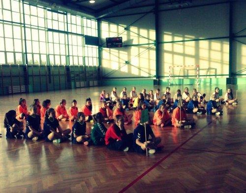 Świąteczny Turniej Piłki Ręcznej w ZS Sadlinki